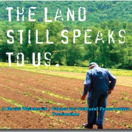 The Land Still Speaks To Us – DVD