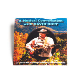 Musical Conversation with David Holt – DVD or Stream it NOW