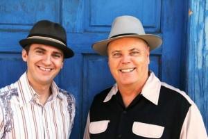David Holt and Josh Goforth- A Mountain Music Concert @ Blue Ridge Community College   Flat Rock   North Carolina   United States