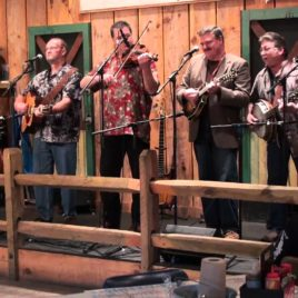 Whitewater Bluegrass Concert Supporting River Heroes Project