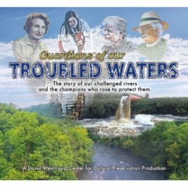 Guardians of our Troubled Waters DVD