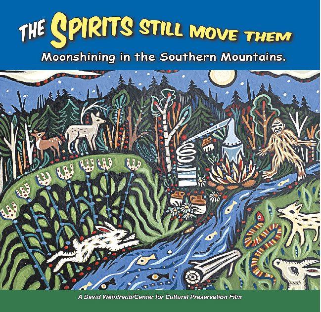 The Spirits Still Move Them DVD